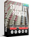 Thumbnail Studio Effects Package Sound FX SFX Wavs Samples and Loops