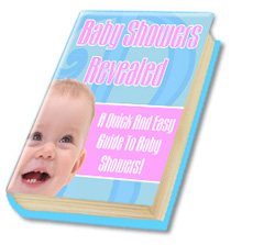 Product picture Baby Showers Revealed Ebook + PLR