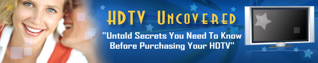 Product picture HDTV Uncovered w/ Master Resell Rights